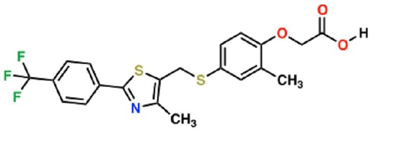 GW-501516 (Cardarine) - Research SARMS - Buy UK EU USA | 99% Pure